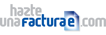 Crea tu factura electronica totalmente gratis - HazteUnaFacturae